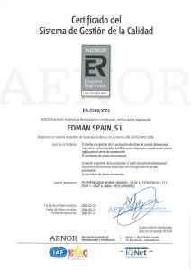 CERTIFICADO CALIDAD EDMAN SP_1_2014